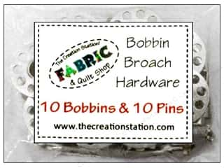 Craft & Hobbies: The Creation Station Hardware Bobbin Broach 10pc