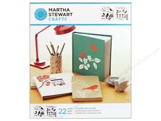 Martha Stewart Crafts Martha Stewart Stencil by Plaid: Martha Stewart Stencils by Plaid Birds/Berries Medium