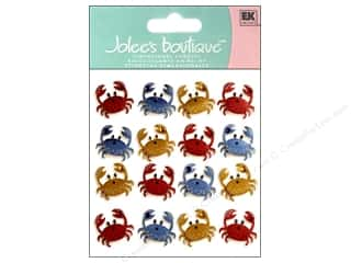 Beach & Nautical EK Jolee's Boutique: Jolee's Boutique Stickers Repeats Crabs