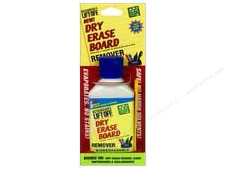Lint Removers Basic Components: Motsenbocker's Lift Off Dry Erase Board Remover 4.5oz