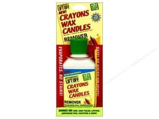 Lint Removers Basic Components: Motsenbocker's Lift Off Crayon/Wax/Candle Remover 4.5oz