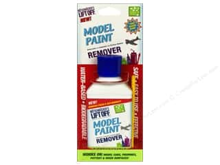 Lint Removers Basic Components: Motsenbocker's Lift Off Model Paint Remover 4.5oz