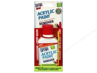 Lint Removers Basic Components: Motsenbocker's Lift Off Acrylic Paint Remover 4.5oz