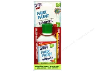 Lint Removers Basic Components: Motsenbocker's Lift Off Faux Paint Remover 4.5oz
