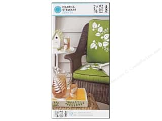 Martha Stewart Crafts Martha Stewart Stencil by Plaid: Martha Stewart Stencils by Plaid Ferns/Boughs Large