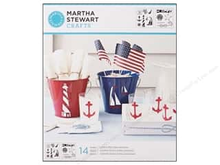 Glitz Design Beach & Nautical: Martha Stewart Stencils by Plaid Nautical Study Medium