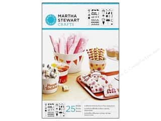 Martha Stewart Stencil by Plaid Adh Birthday Cheer