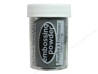 Embossing Aids: Stampendous Embossing Powder 0.60oz Sterling Silver