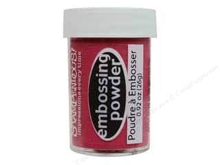 Embossing Aids $0 - $6: Stampendous Embossing Powder 0.92oz Ruby Red