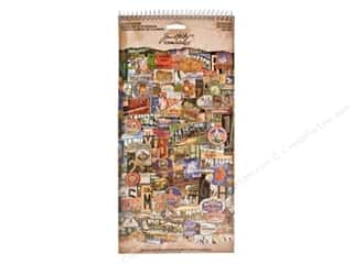 Tim Holtz Idea-ology Sticker Salvage Destinations