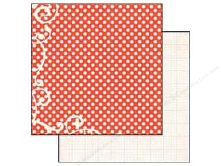 Ryland Peters & Small Note Cards & Envelopes: Echo Park 12 x 12 in. Paper Note To Self Collection Red Dots (25 pieces)