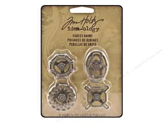 Dads & Grads $4 - $5: Tim Holtz Idea-ology Faucet Knobs