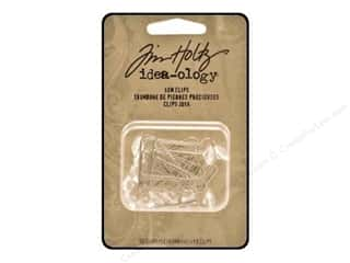Shadowboxes Tim Holtz Idea-ology: Tim Holtz Idea-ology Gem Clips
