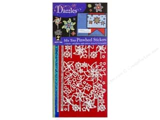 Hot off the Press Beading & Jewelry Books: Hot Off The Press Stickers Dazzles Mixems Pinwheels