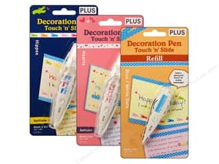 Plus Decoration Pen Touch n Slide