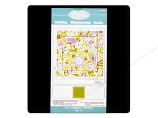 "Sizzix Bigz Pro Die Rag Quilt Square 6"" Finished"