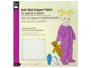 Grippers Quilting Notions: Anti Skid Gripper Fabric by Dritz White 11 x 24 in.