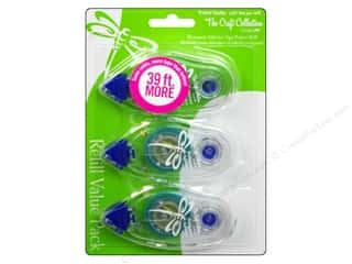Tombow Craft Coll Adh Runner Perm Refill VP 3pc