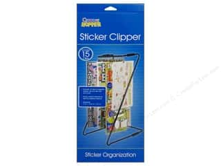 Organizer Containers: Cropper Hopper Supply Sticker Clipper
