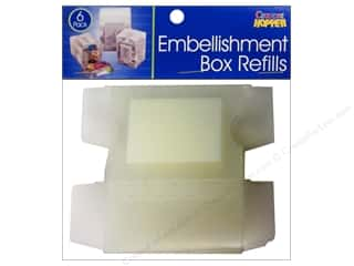 Cropper Hopper Supply Embellishment Box Refills