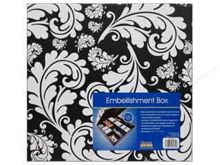 Organizer Containers: Cropper Hopper Supply Embellishment Box