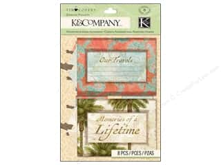 Beach & Nautical $2 - $4: K&Company Journal Pockets Tim Coffey Travel Luggage