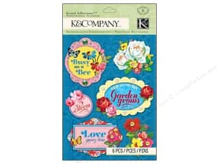 K&Co Grand Adhesions Bloomscape Floral