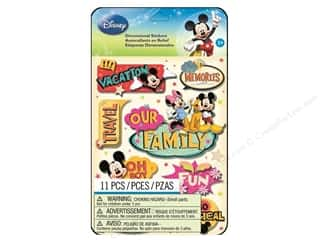 Mickey: EK Disney Sticker 3D Mickey (3 set)
