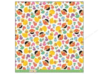 EK Paper 12x12 Sesame Rubber Ducky Therm (12 piece)