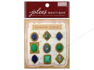 Jolee's Boutique French General Jewels Layered Metal