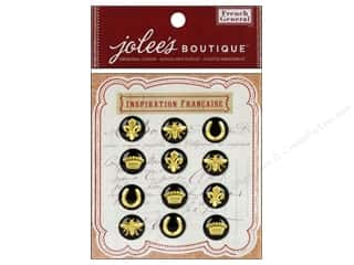 Jolee's Boutique French General Icons Domed