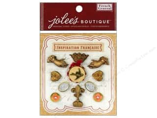 Jolee's Boutique French General Scene Metal
