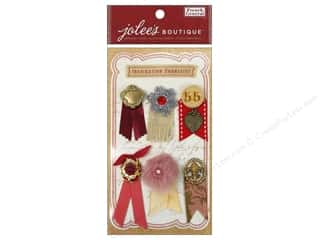 Jolee's Boutique French General Ribbons Metal