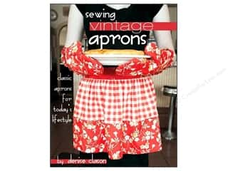 Holiday Gift Ideas Sale Sewing: Sewing Vintage Aprons Book