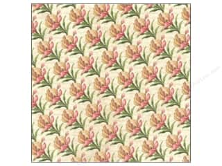 Halloween K&Company 12 x 12 in. Paper: K&Company Paper 12x12 Merryweather Parrot Tulip (25 pieces)