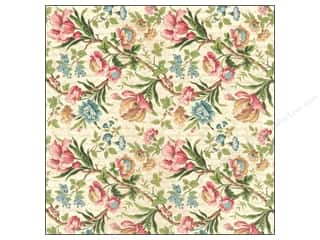 K&amp;Co Paper 12x12 Merryweather Tulip &amp; Carnation (25 piece)