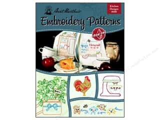 needlework book: Embroidery Transfer Kitchen Designs Book