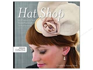 C&T Publishing Stash By C&T Books: Stash By C&T Hat Shop Book