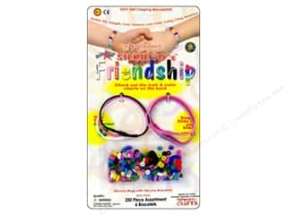 Pepperell Kits Silkie O's Friendship Bracelet