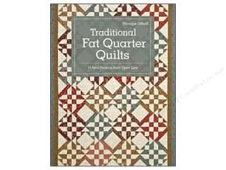 Streamline 1 in: C&T Publishing More Fat Quarter Winners Book by Monique Dillard