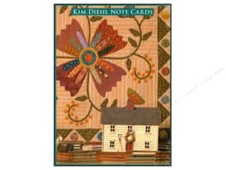 "Cards & Envelopes  5"" x 5"": That Patchwork Place Note Cards Kim Diehl"
