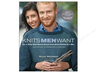 Knits Men Want Book