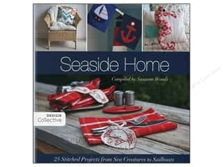 Potter Publishing Home Decor: Stash By C&T Seaside Home Book