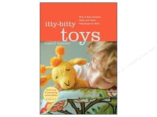 Doll Making Yarn & Needlework: Workman Books Itty Bitty Toys Book
