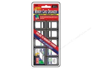 Pioneer Memory Card Organizer Pack Holds 10