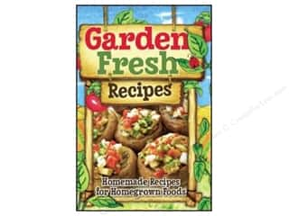 Cookbooks: Garden Fresh Recipes Book