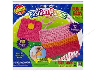 Colorbok Arts &amp; Crafts Crochet Purse &amp; Accessory
