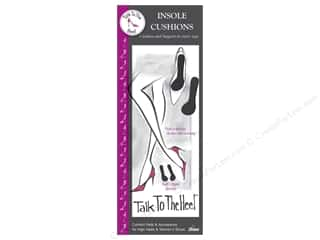 Support Pillows / Cushions: Braza Talk To The Heel Insole Cushions 2 pc.