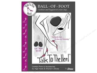 Braza Talk To The Heel Ball Of Foot Cushions 1pr