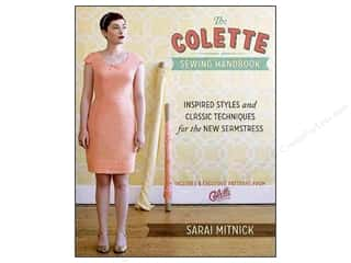 Sewing Construction Clearance: Krause Publications The Colette Sewing Handbook Book